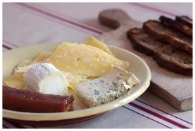 Seans cheese plate 2012