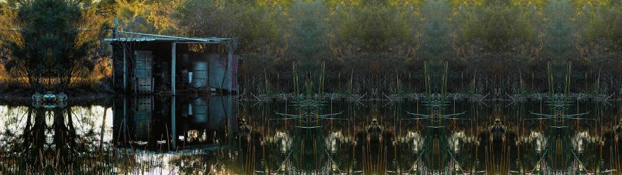 pump shed lagoona